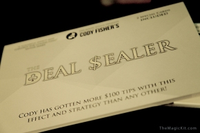 The Deal Sealer by Cody Fisher