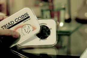 Triad Coins by JoshuaJay