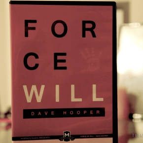 Force of Will by Dave Hooper