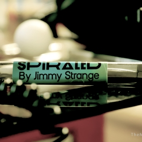 Spiraled by Jimmy Strange