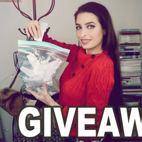 GIVEAWAY ROUND 3 ❥ Enter now! Round 2 Winner Announced (CLOSED)