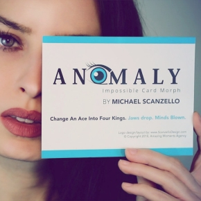 Anomaly by MichaelScanzello