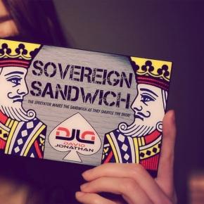 Sovereign Sandwich by DavidJonathan