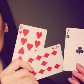 Three Card Monte by HenryEvans