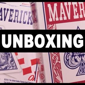 MAVERICK™ standard playingcards